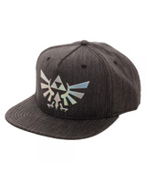 Legend of Zelda Iridescent Weld Woven Fabric Snapback