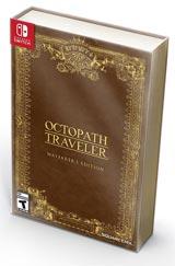 Octopath Traveler Wayfarer's Edition