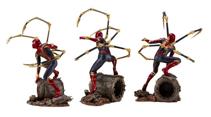 Infinity War Iron Spider ArtFX Statue