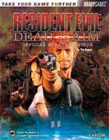 Resident Evil: Dead Aim Official Strategy Guide