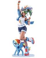 My Little Pony Rainbow Dash Bishoujo Statue