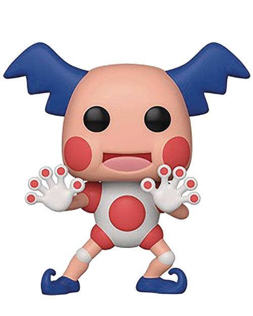 Pop Games Pokemon Mr. Mime Vinyl Figure
