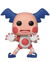 Pop Games Pokemon Mr. Mime Vinyl Figure