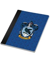 Harry Potter Ravenclaw Notebook & Page Clip Set