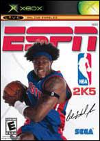 ESPN NBA 2K5