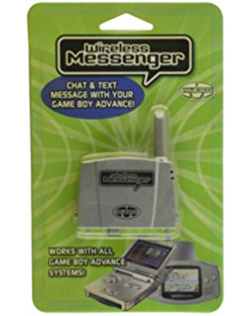 GBA Wireless Messenger by Majesco