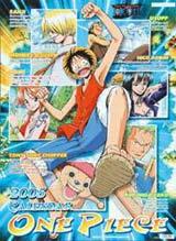 One Piece 2005 Calendar