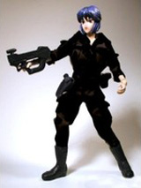 Ghost in the Shell Motoko Kusanagi 12