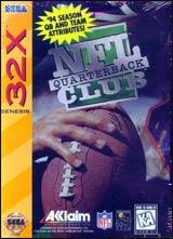 NFL Quarterback Club / 32X