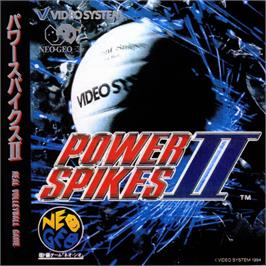Power Spikes II Neo Geo CD