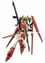 Busou Shinki Series 3 MMS Type Santa Claus Tsugaru Figure