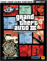 Grand Theft Auto 3 Strategy Guide