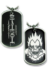 Death Note: Ryuk Dog Tag Necklace