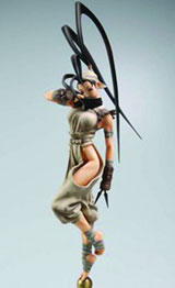 Street Fighter III Ibuki Excellent Model Capcomaniax Statue