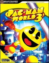 Pac-Man World 3 Official Strategy Guide Book
