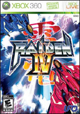 Raiden IV Limited Edition with Soundtrack