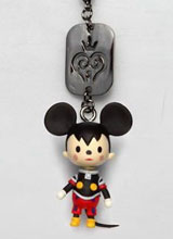 Kingdom Hearts King Mickey Mascot Strap