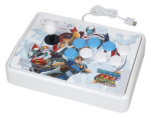 Wii Tatsunoko vs Capcom Arcade FightStick