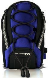 DS Mini Backpack Dark Blue