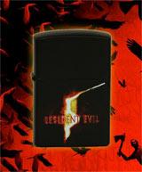 Resident Evil 5 Lighter