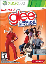 Karaoke Revolution Glee: Vol. 3 Game Only