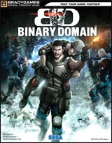 Binary Domain Official Guide