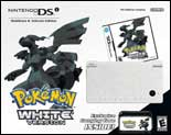 Nintendo DSi Pokemon White Bundle