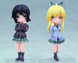 I Don't Have Many Friends: Yozora & Sena PVC 2-Pack