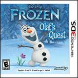 Frozen: Olaf's Quest