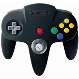 N64 Controller by Nintendo (Black)