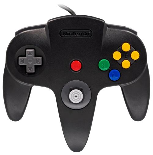 N64 Controller by Nintendo (Black)