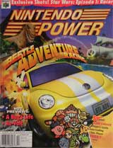 Nintendo Power Volume 119 Beetle Adventure Racing