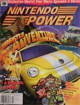 Nintendo Power Volume 119 Beetle Adventure Racing