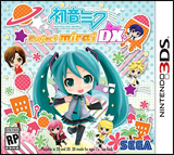 Hatsune Miku: Project Mirai DX Launch Day Edition