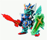 FW Gundam Converge: EX Knight Gundam Figure