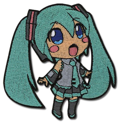 Vocaloid Miku Patch
