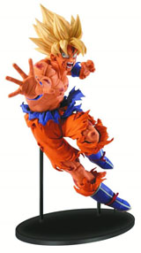 Dragon Ball Z S-Culture Big Budokai Vol 1 Goku Figure