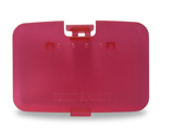Nintendo 64 Watermelon Pink Top Expansion Slot Cover