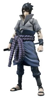 Naruto Shippuden Sasuke Uchiha S.H. Figuarts Action Figure