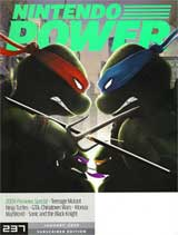 Nintendo Power Volume 237 Wii Teenage Mutant Ninja Turtles