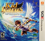 Kid Icarus: Uprising with 3DS Stand World Edition