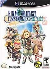 Final Fantasy Crystal Chronicles (Instruction Manual)