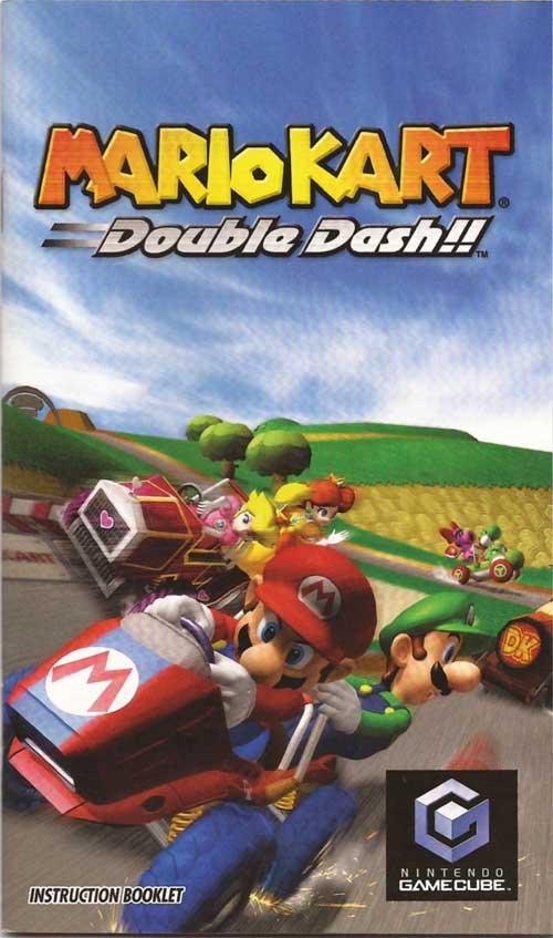 Mario Kart: Double Dash!! (Instruction Manual)