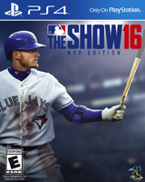 MLB The Show '16 MVP Edition