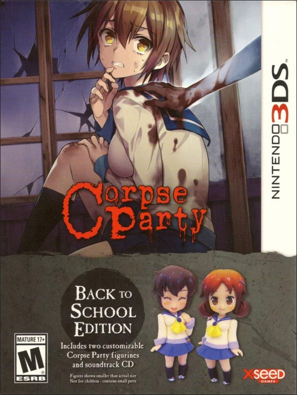 Corpse Party: Back to School Edition