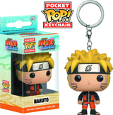 Pocket Pop Naruto Vinly Figure Keychain