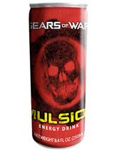 Gears of War Imulsion Energy Drink