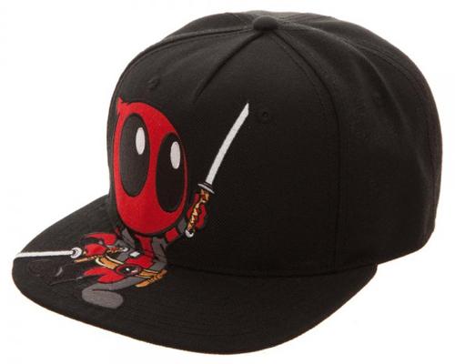 Marvel Little Deadpool Snapback