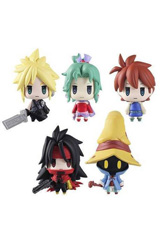 Final Fantasy Trading Arts Series 2 Mini Figures