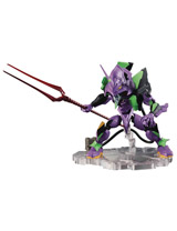 Evangelion: EVA First Unit NXEdge Style TV Colors Figure